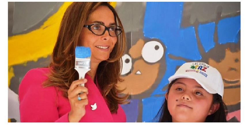 Niños del país mostrarán cómo se imaginan 'una Colombia en Paz'