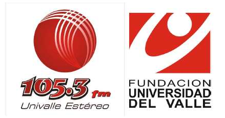Logo univalle estéreo
