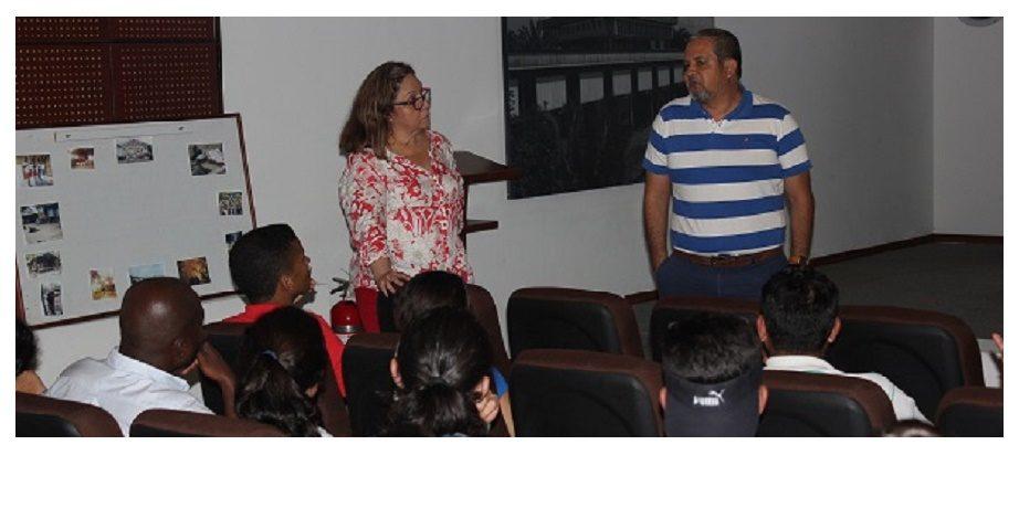 Univalle y UPN comparten experiencia de La Barra