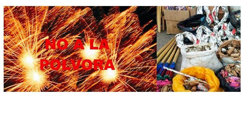 El 21 de octubre cierra concurso para diseño de campaña de prevención de uso de pólvora