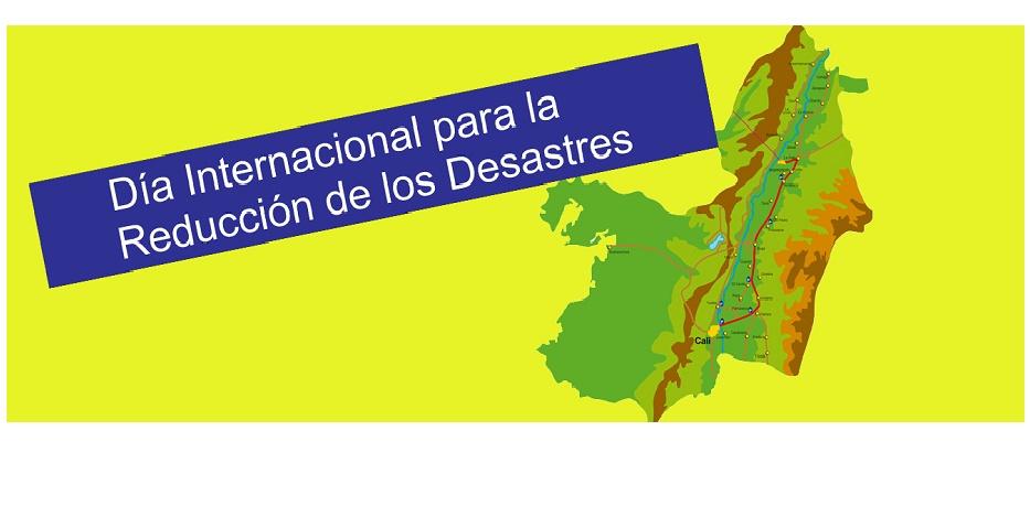 El Valle se une a la semana de la reducción del riesgo de desastres promovida por UNGRD