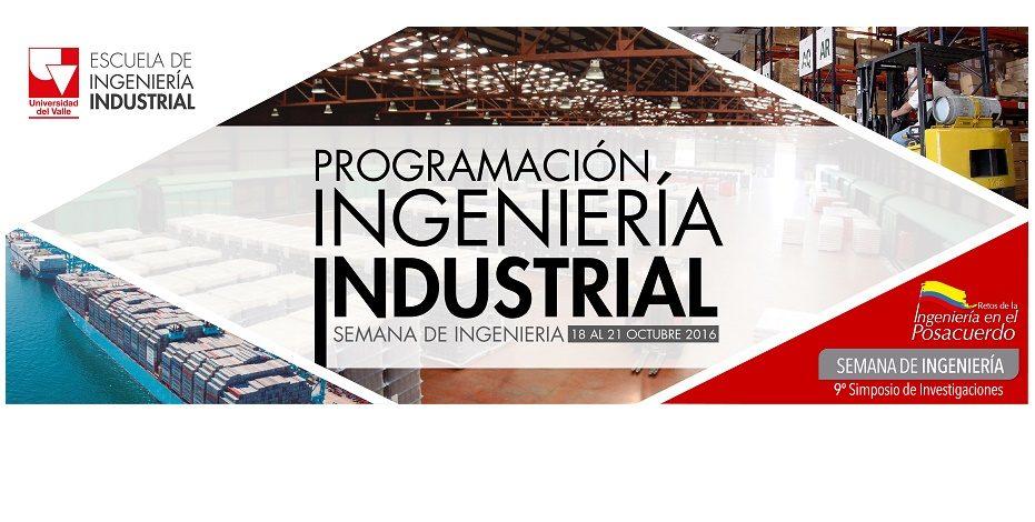 Semana de la ingeniería 2016 y 9º  simposio de investigaciones