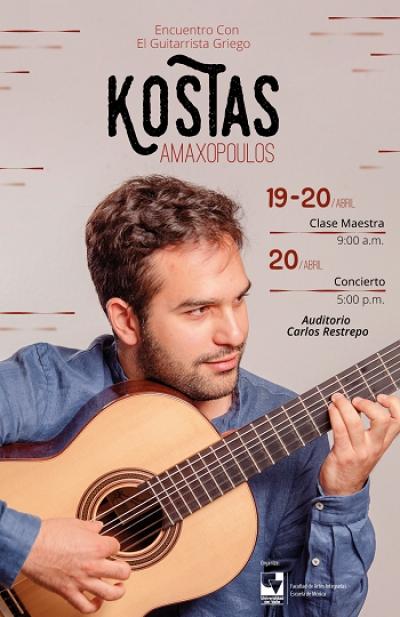 Kostas-guitarra