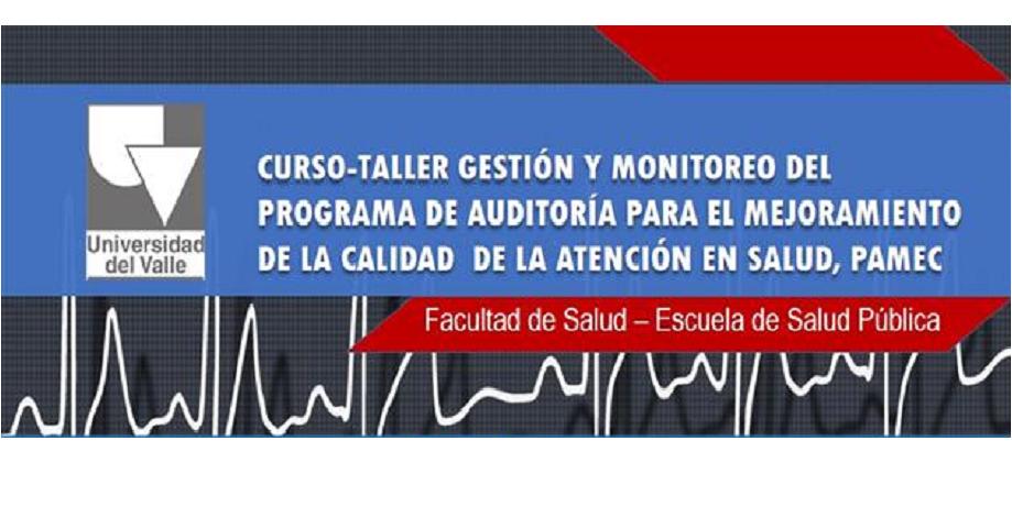 Curso-Taller: Implementación del Programa de Auditoría para el Mejoramiento de la Calidad de la Atención en Salud
