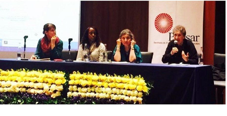 Egresada de Estudios Políticos Becada en México
