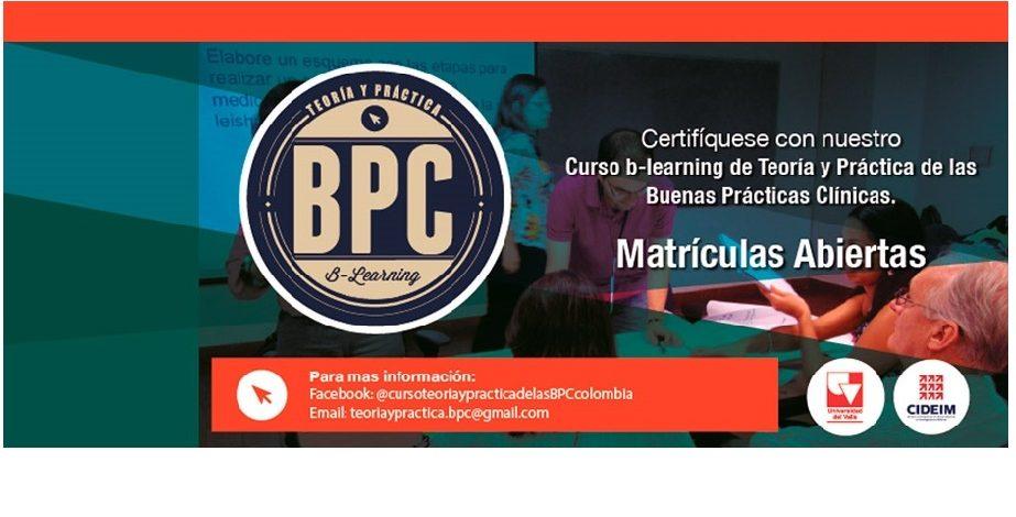 Curso B- learning sobre Teoría y Práctica de las BPC