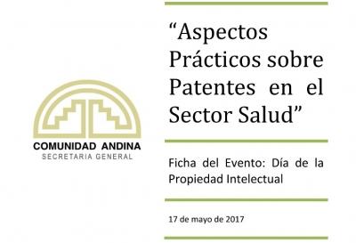 patentes en salud