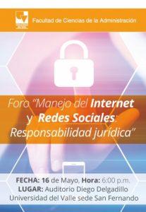 responsabilidad internet