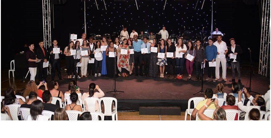 Univalle gana en Festival de la Canción