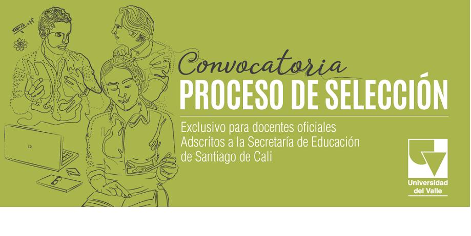 Convocatoria abierta para docentes oficiales de Santiago de Cali